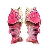 liangzishop Chanclas Divertidos Zapatillas de Peces creativos Unisex Zapatillas de Animales Zapatillas de Pescado Animal...