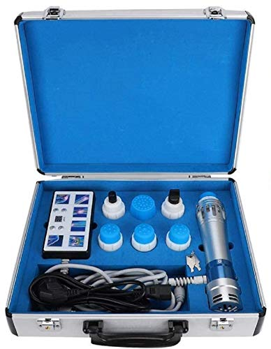 Boquite Valentine's Day Carnival ED Shock Machine, Shockwave Therapy Machine Multifunctional Pain Relief Massager(US)