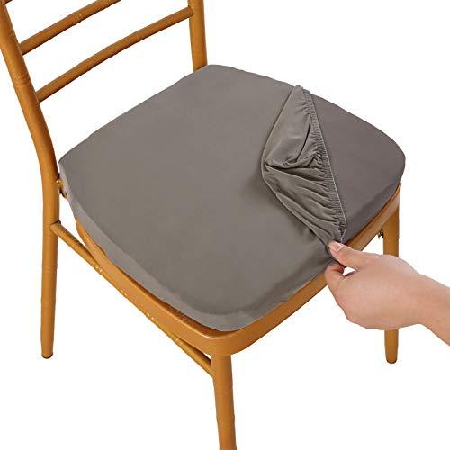Fundas universales para el cojín del asiento de las sillas