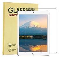 2枚入り iPad Mini5 2019 Mini4 ガラスフィルム 高度透明 3倍強化 旭硝子 9H スクラッチ防止 気泡防止 飛散防止処理 自動吸着 iPad Mini5/Mini4通用 保護フィルム