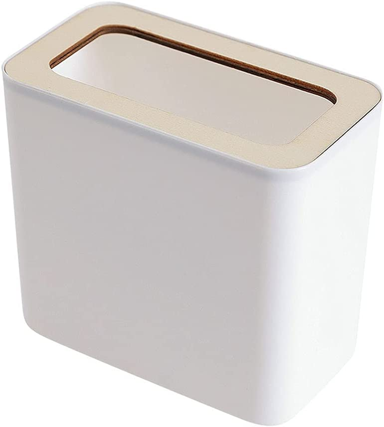 XILIN-SHOP Home free shipping Kitchen Trash Can Mini Tr Our shop most popular Small Office