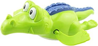 TOYANDONA Wind up Water Animal Portable Small Bathtub Pool Floating Toy Baby Nursery Early Educational Toy for Baby Infant...