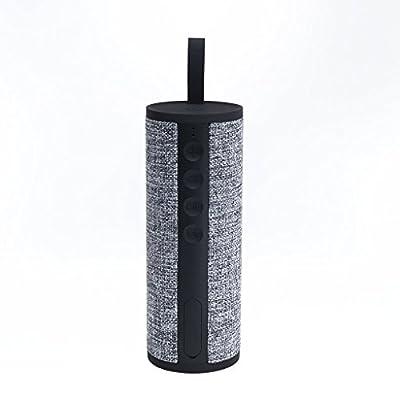 Bluetooth Wireless Speaker Fabric 360 Surround Sound