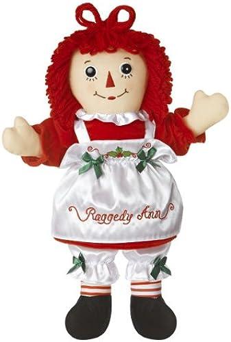 Aurora Plush Raggedy Ann Santa's Helper 16