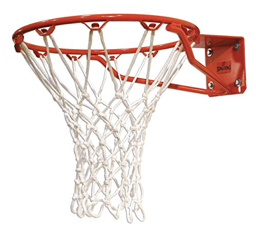 Spalding, Aai Basketball Gorilla Rim, Includes Net and Mounting Hardware 411-556
