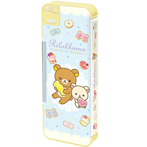 Rilakkuma Deluxe Pencil Case