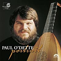 Portrait-Lute Works by Paul O'Dette