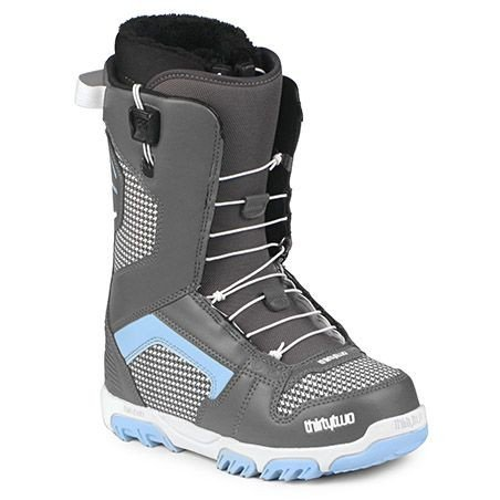 ThirtyTwo Snowboard Boots Prion Grey/Blue Women´s Gr. 37.5-32 - Thirty Two - Snowboard Stiefel