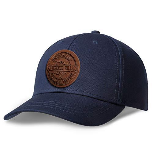 Terence Hill Bud Spencer - Right Hand of The Devil - Baseball Cap (blau)