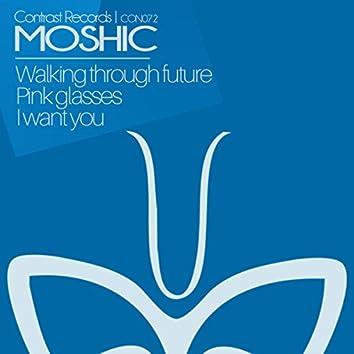 Walking Through Future EP
