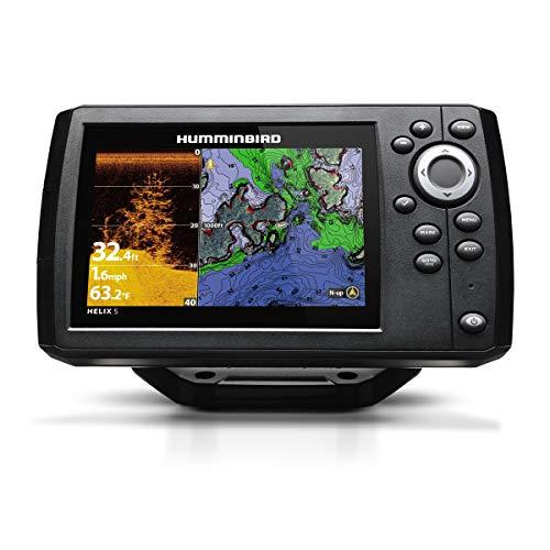 Humminbird 410220-1 HELIX 5 CHIRP DI (Down Imaging) GPS G2 Fish Finder