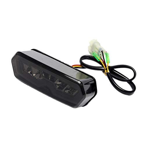 prasku Luz Trasera de Freno LED de Humo para MSX125 Grom125