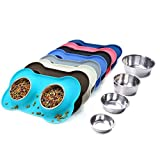 Vivaglory Dog Bowls Stainless St...
