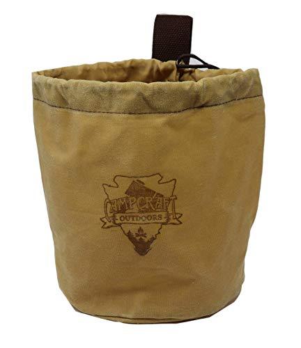 Bushcraft Cookware Bag, Bush Pot Bag, Billy Can Bag, Camp Kettle Bag