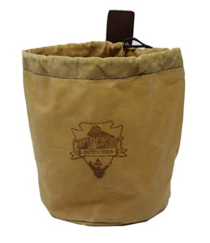 Bushcraft Cookware Bag, Bush Pot Bag, Billy Can Bag, Camp Kettle Bag