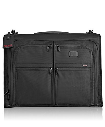 Tumi Alpha 2 Classic Garment Bag, Black (Black) - 022138