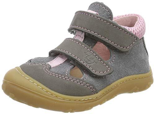 RICOSTA Mädchen EBI T-Spangen-Sandalen Lauflernschuhe