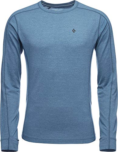 Black Diamond Heren Solution 150 Merino Base Longsleeve lange mouwen onderhemd Funkt