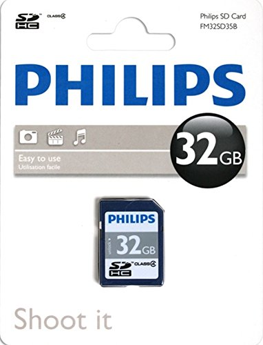 Philips SD-kaart Class 4 32 GB, SDHC
