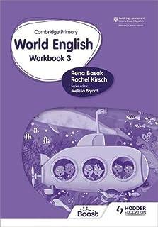 Cambridge Primary World English: Workbook Stage 3