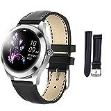 Gulu 2021 Moda Smart Watch Mujeres KW10 IP68 IP68 Modos Impermeables Modos Multi-Deportes Pedómetro Tasa del Corazón Smartwatch Aptitud Pulsera para Señora,19