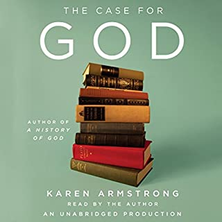 The Case for God cover art