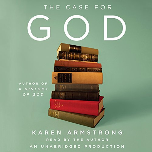 The Case for God audiobook cover art