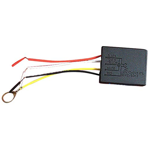 Matedepreso AC220V Luz táctil de 3 vías Lámpara de Mesa Interruptor atenuador Módulo de Control Sensor Sin Ruido Universal Durable