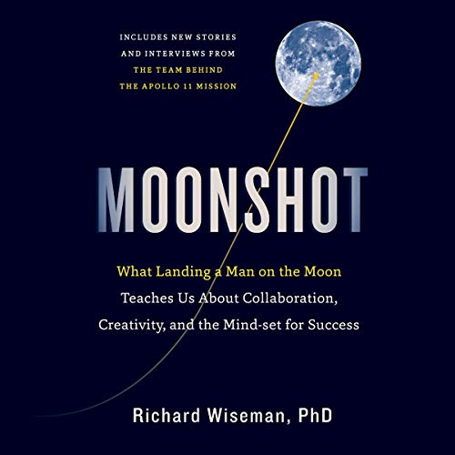 Page de couverture de Moonshot