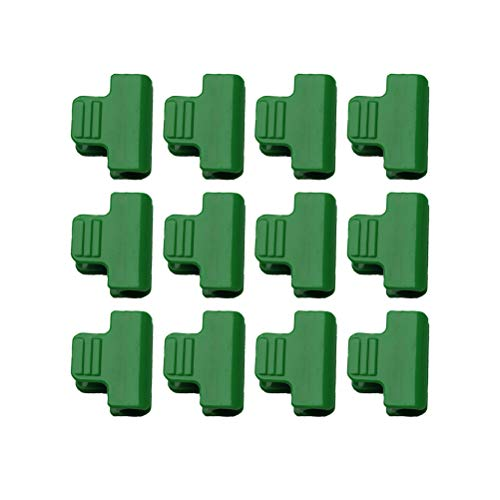 30Pcs Greenhouse clip Plastic Clamp Row Cover Tunnel Film High quality