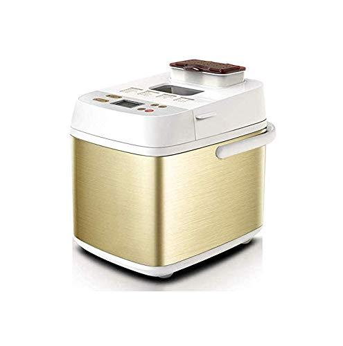 LLDKA LED toching Bildschirm Schnelle backen Brot-Hersteller Brot, der Maschine Multifunktionale Smart-Kuchen-Brot-Maschine