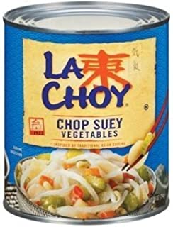La Choy, Chop Suey Vegetables, 28oz Can (Pack of 3)