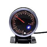 U/D Rarousha. Universale 2.5' 60 Millimetri Auto Fuoristrada Motore di Punto Rapporto Aria/Carburante del Tester del Calibro Red retroilluminazione