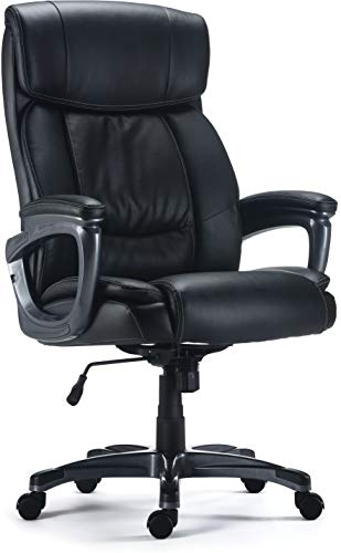 Staples Lockland Bonded Leather Big & Tall