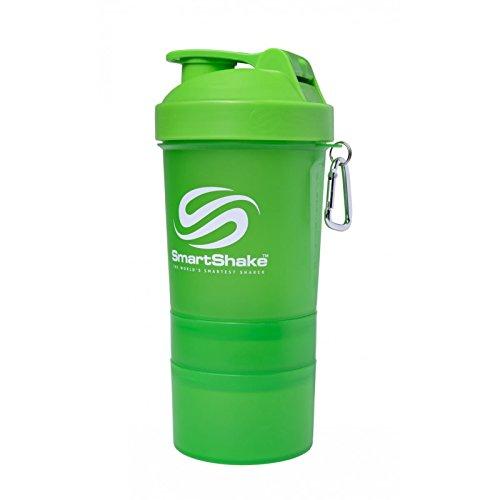 Original Bottle, 20 oz Shaker Cup, Neon Green