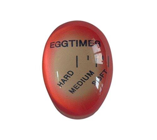 Lorsoul Farbwechsel Eieruhr Perfekt gekochte Eier durch Temperaturküchenhelfer