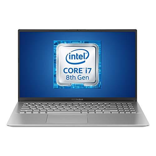 Asus Vivobook A512FA-EJ461T, Notebook con Monitor 15,6', Anti-Glare, Intel Core i7 8565U, RAM 8GB, 256GB SSD SATA 3, Windows 10