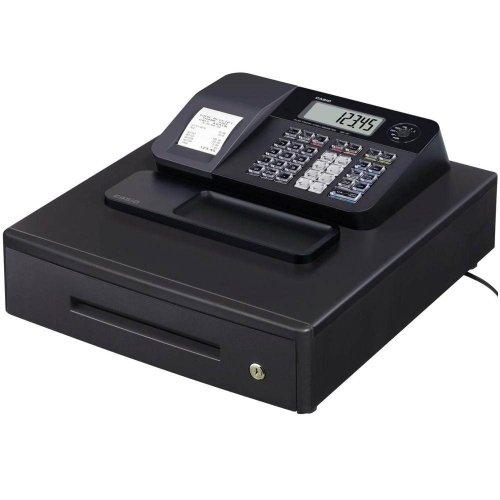 Casio SE-G1MB - Caja registradora (cajón grande para dinero
