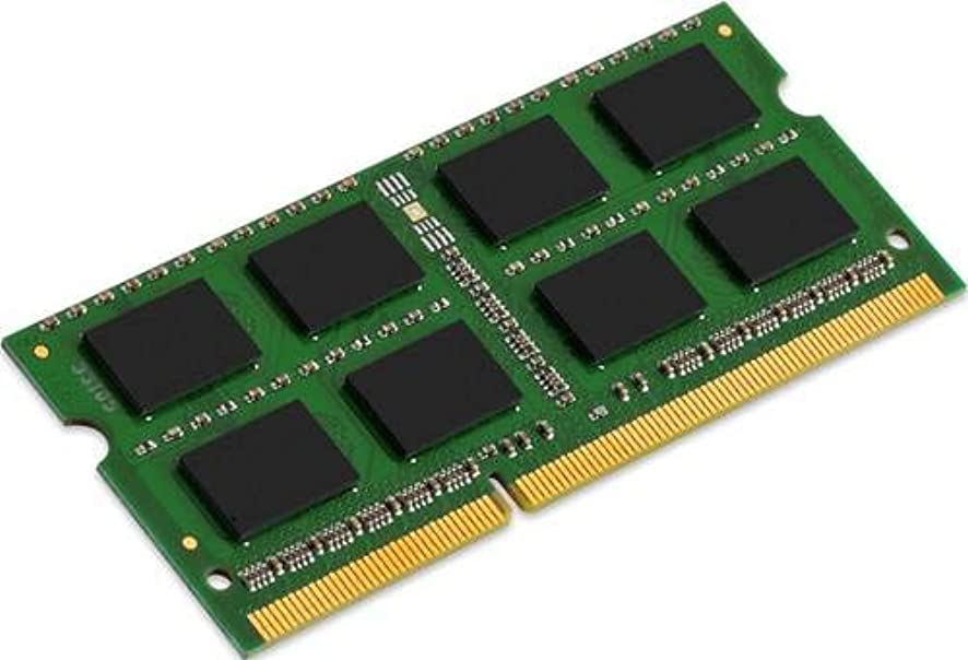 KINGSTONTECHNOLOGY KCP313SD8/8 8 GB RAM Memory - PC3-10600 - DDR3 SDRAM - 1333 MHz - SO-DIMM 204-pin (Renewed)