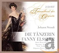 J.STRAUSS/ DIE TANZERIN FANNY ELSSLER