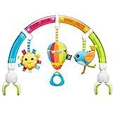 BenBat Rainbow - Arco de juego para silla