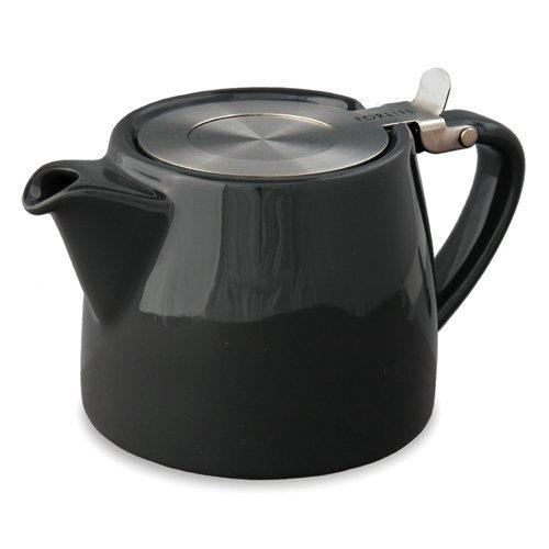 For Life Stump teapot Graphite Black 18oz 530ml