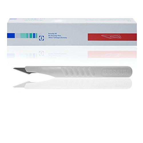 10 Stück Einmalskalpelle Cutfix Fig. 11, steril, OVP