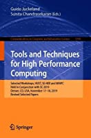 Tools and Techniques for High Performance Computing Front Cover