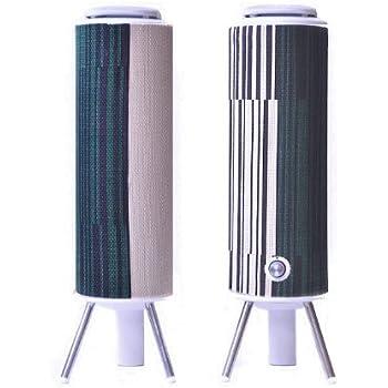 柳宗理 アンプ内蔵タワー型スピーカー タイムドメイン理論再生技術 BauXar Marty SCOOPS Wear  SORI YANAGI ボザール マーティ スクープス ウェア 柳 宗理モデル