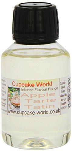 Cupcake World Aromas Alimentarios Intenso Tart Tatin de Manzana - 100 ml