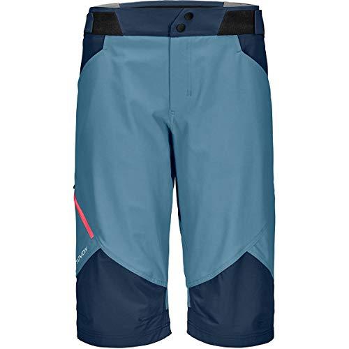 ORTOVOX Damen Pala Shorts, Light Blue, M