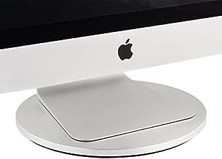 Just Mobile AluDisc 360-Degree Pedestal for iMac and Thunderbolt Displays (ST-666) [並行輸入品]
