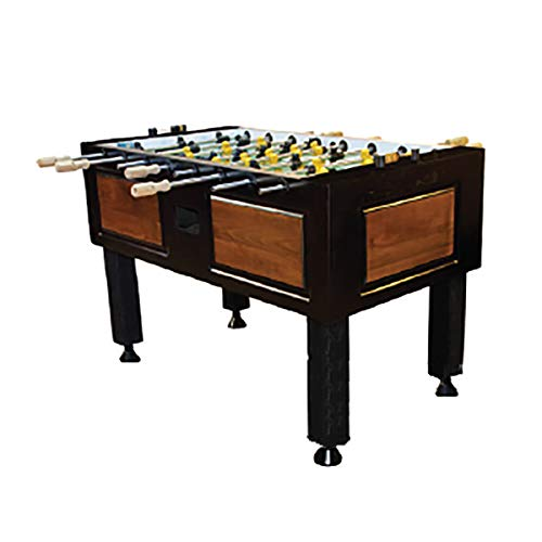 Buy Bargain Tornado Crafted Wood Designer Foosball Table – Made in The USA (Two Tone, Worthington)