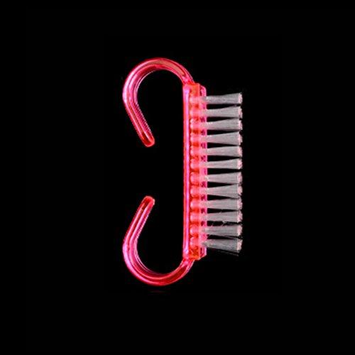 5 pcs/set Nail Art Tampon Bloc de Bloc Brosse Médicament Pédicure Polissage Ponçage Polonais BRICOLAGE Nail Beauté Outils Aléatoire Couleur